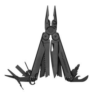 Leatherman Wave®+ Multi-Tool w/ MOLLE Sheath – Black Oxide