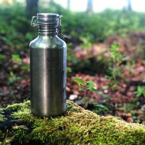 Wild Camping Food and Water