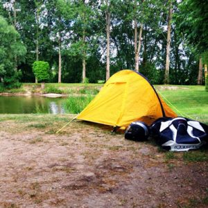 Wild Camping One Man Tent