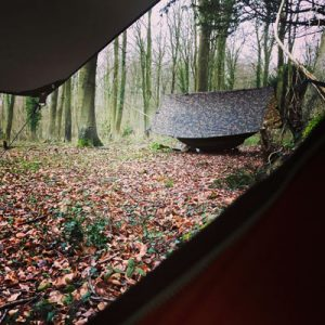Wild Camping Shelter